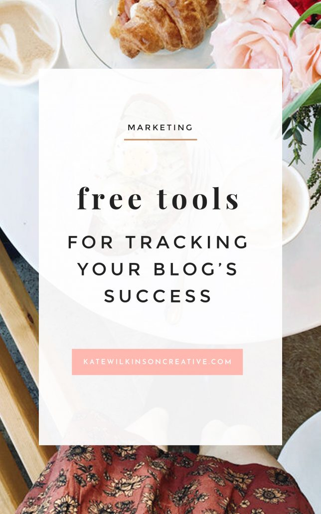 Free Tracking Tools for Your Blog's Success | Are you blogging your heart out, but not sure how successful your marketing efforts have really been? Here are some free tools to help you track those important results.