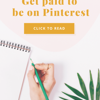 Discover how to become a Pinterest Virtual Assistant, work from home, get paid to pin and choose your own schedule! In this post, I'm sharing exactly how you can get started as a PVA, today!
